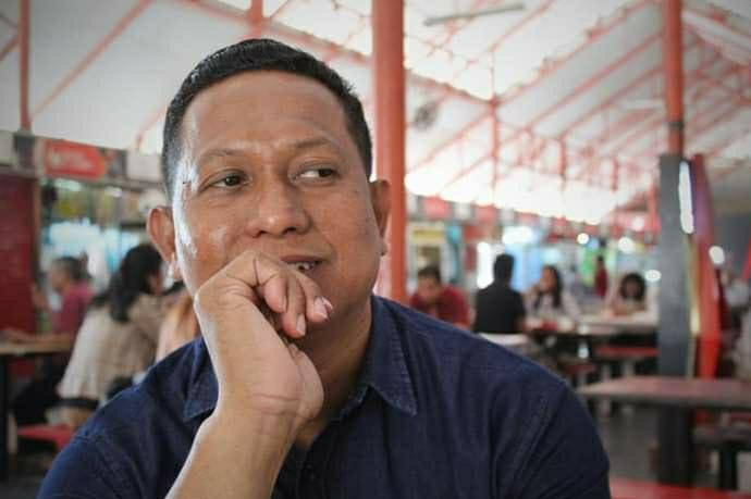 Joy Adrians Jubir Gustu Kota Ambon